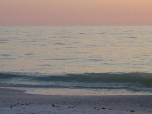 F8 sunset
