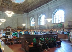 NY public libray