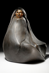 NMAI OBJECT # 265380.000 Sculpture by Alan Houser/ Apache Chiricahua /Oklahoma
