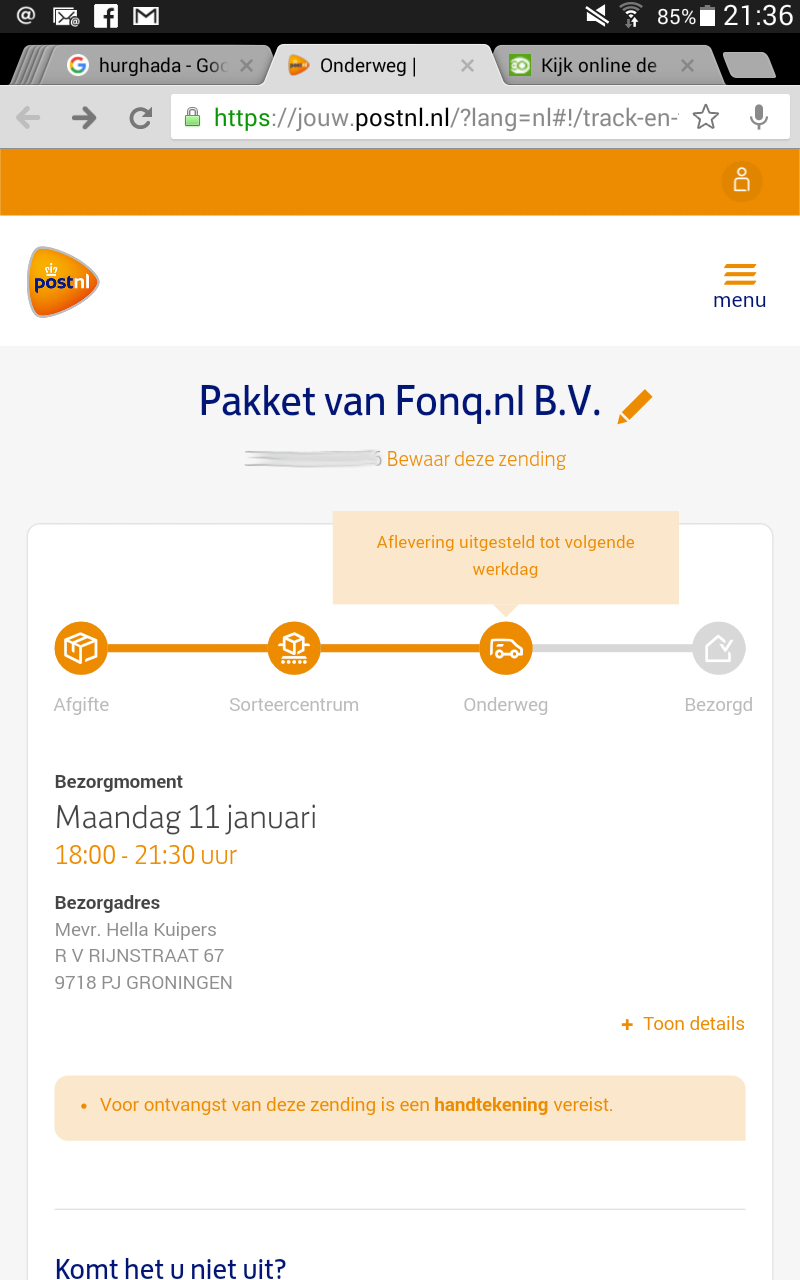 Track your parcel. Country of destination Please double-check the tracking number and try again or contact the sender of your parcel for more information. Transit Times. European Union. Non-European Union. Country. Transit time in days * Austria. 4. Belgium. 1. Bulgaria.