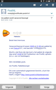 pakket mail Screenshot_2016-01-09-21-22-48